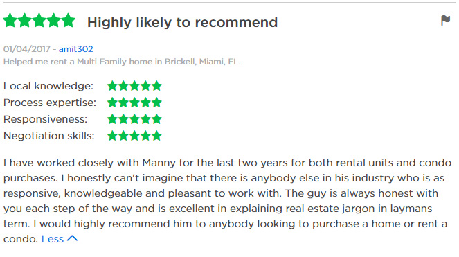 Zillow Review Manny 3